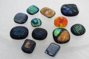 Glasfusing smyckeglas