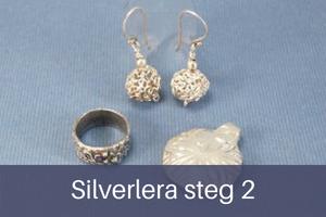 Silverlera steg 2