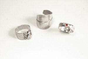 ringar silverlera grundtekniker