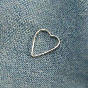 Miniheart silver