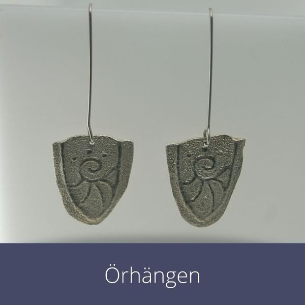örhängen i silver